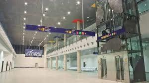 Aeropuerto de Castellón: sigue costando millones al contribuyente. /Foto: trabajados.com.