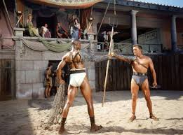 Espartaco, líder de los esclavos. /Foto: filmaffinity.com.