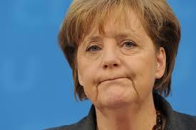 Ángela Merkel teme el castigo electoral. /Foto: diarioregistrado.com.