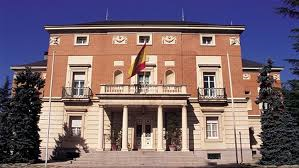 Palacio de La Moncloa. / Foto: teinteresa.com.