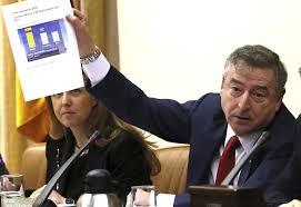 José Antonio Sánchez, incompetente presidente de RTVE. /Foto: infolibre.es.