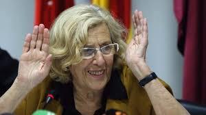 Manuela Carmena. /Foto: lavozdegalicia.es