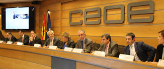 Hasta la CEOE está subvencionada. /Foto: fundacionic.com.