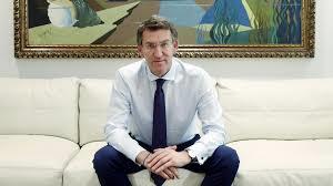 Alberto Núñez Feijoo, sucesor natural de Rajoy. /Foto: lavozdegalicia.es.