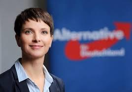 Frauke Petry, líder de Alternativa por Alemania./ Foto: ramblalibre.com
