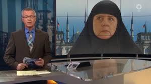 Ángela Merkel, derrotada. /Foto: elconfidencial.com.