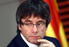 El delincuente Carles Puigdemont. /Foto: gurusblog.com.