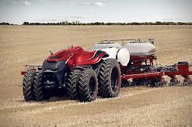 Tractor autónomo. /Foto: 20minutos.es.