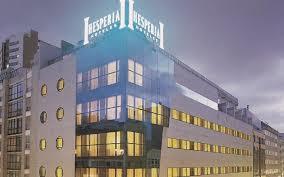 Hotel Hesperia de La Coruña. /Foto: centraldereservas.com.