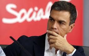 Pedro Sánchez. /Foto: lanzadigital.com.
