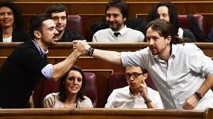 La farsa de Podemos. /Foto: lavozlibre.com.