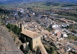 Laguarres, en el Alto Aragón. /Foto: sendero.turismoribagorza.com.