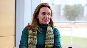 María Sánchez Tomás. /Foto: YouTube.com.