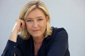 Marine Le Pen. /Foto: gentside.com.