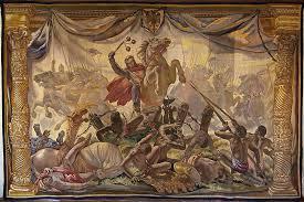 Las Navas de Tolosa, don Rodrigo fue el alma. /Foto: revistadehistoria.es.