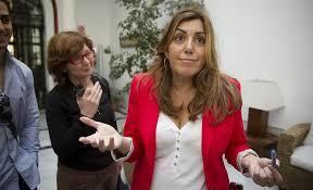 Susana Díaz. /Foto: desdeelexilio.com.