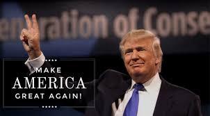 Donald Trump, por una América grande. /Foto: donaldjtrump.com.
