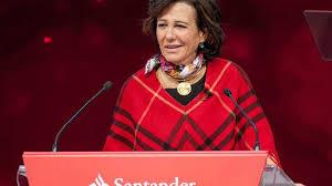Ana Patricia Botin. /Foto: elpais.com.