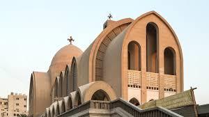 Catedral copta de El Cairo. /Foto: lavanguardia.com.