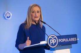 Cristina Cifuentes. /Foto: elplural.com.