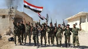 El ejército liberador sirio. /Foto: es.awdmews.com.