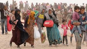 No son refugiados. /Foto: hispantv.com.