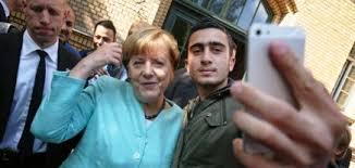 Ángela Merkel, culpable. /Foto: manifiesto.com.