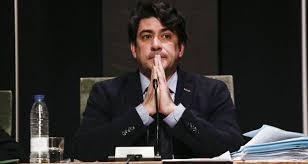 David Pérez, pura casta. /Foto. ccaa.elpais.com.