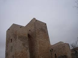 Torres medievales de Uclés, caput ordinis de Santiago. /Foto: palomatorrijos.blogspot.com.
