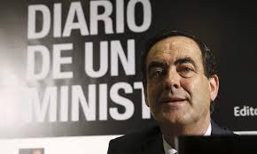 José Bono, ladrón de documentos. /Foto: 20minutos.es.