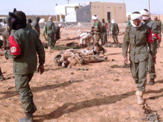 Masacre en Mali.