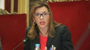 Mercedes Alonso, presidenta del PP de Elche con trampas. /Foto: ramblalibre.com.