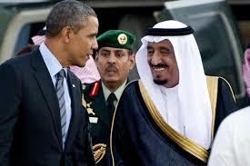 Obama, al servicio de los Saud. /Foto: primicias24.com.