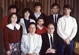 La famiglia Pujol. /Foto: elmundo.es.