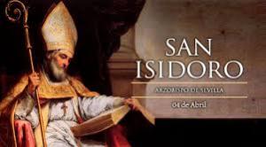 San Isidoro de Sevilla. /Foto: aciprensa.com.
