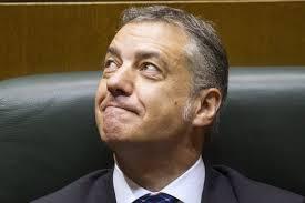Iñigo Urkullu, tonto del año. /Foto: publico.es.