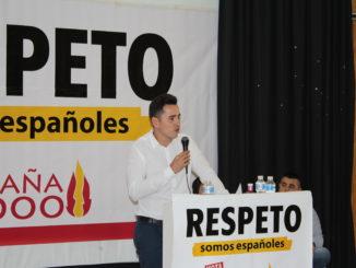 Pedro Jesús Espada, concejal de Velilla de San Antonio. /Foto: ramblalibre.com.