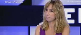 Ana Pardo de Vera, directora de Público, inquisidora. /Foto: elplural.com.
