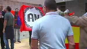 Patriotas, defendiendo la unidad de España. /Foto: rtve.es.