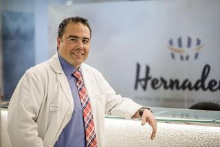 Jesús Hernández, director médico. /Foto: henadent.es.