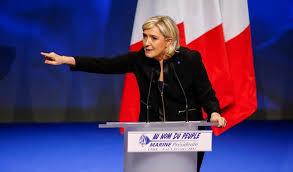 Marine Le Pen. /Foto: elmundo.es.