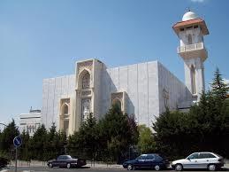 Mezquita de la M 30. /Foto: ultimahora.es.