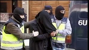 Detención de Saib Lachab, cobraba 1.800 euros del contribuyente. /Foto: antena3.com.