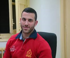 Sandro Algaba, concejal de San Fernando de Henares. /Foto: henares.info.