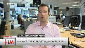 Javier Chicote. /Foto: cuatro.com.