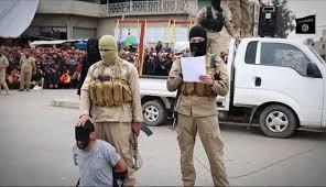 Ejecución en Mosul. /Foto: asianews.it.