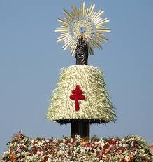 Virgen del Pilar, Patrona de España y de la Guardia Civil. /Foto: forumlibertas.com.