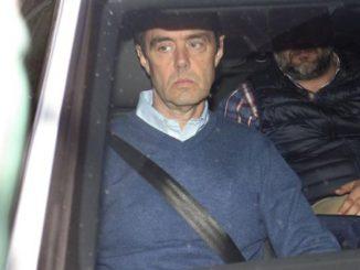Miguel López, tras salir de Fontcalent.