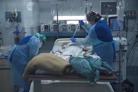 En Chile mueren los timo vacunados: 61,59% de más de 70 años que fueron pinchados hace un mes