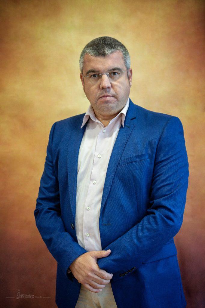 Leopoldo Bernabeu, nuevo secretario general del partido Contigo Somos  Democracia - Rambla Libre